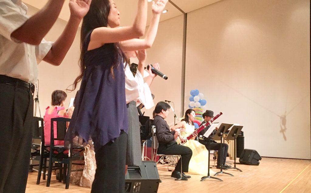かなりあ少年少女合唱団(横浜・都筑)にじいろアンサンブル