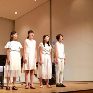 かなりあ少年少女合唱団(横浜・都筑)中学生・高校生メンバー