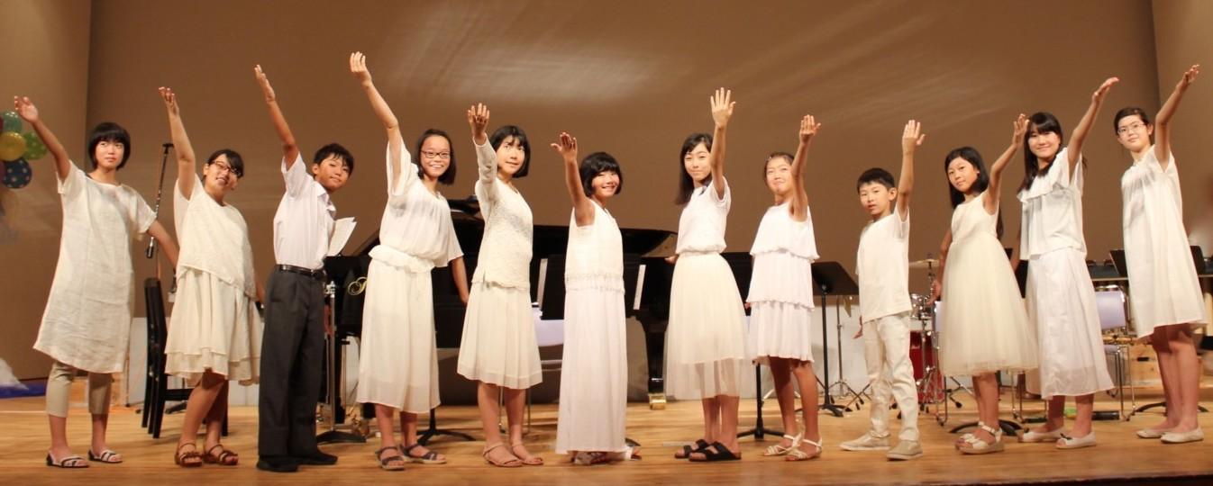 かなりあ少年少女合唱団(横浜・都筑)中学生高校生クラス
