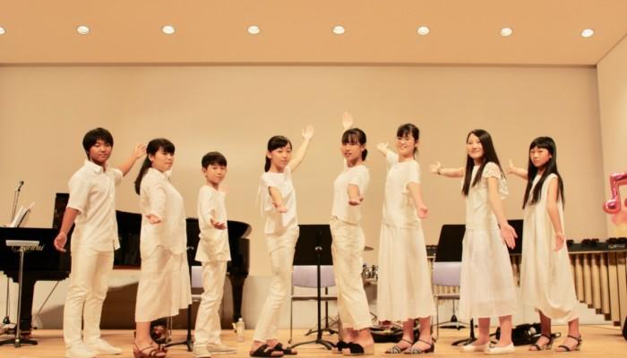 かなりあ 少年少女合唱団中高生メンバー