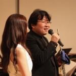 第一回目からのゲストプレーヤー・江口義実さん(フルート)